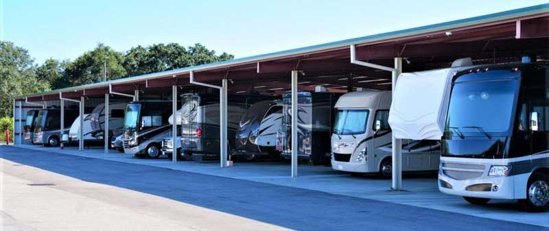 RV storage investing