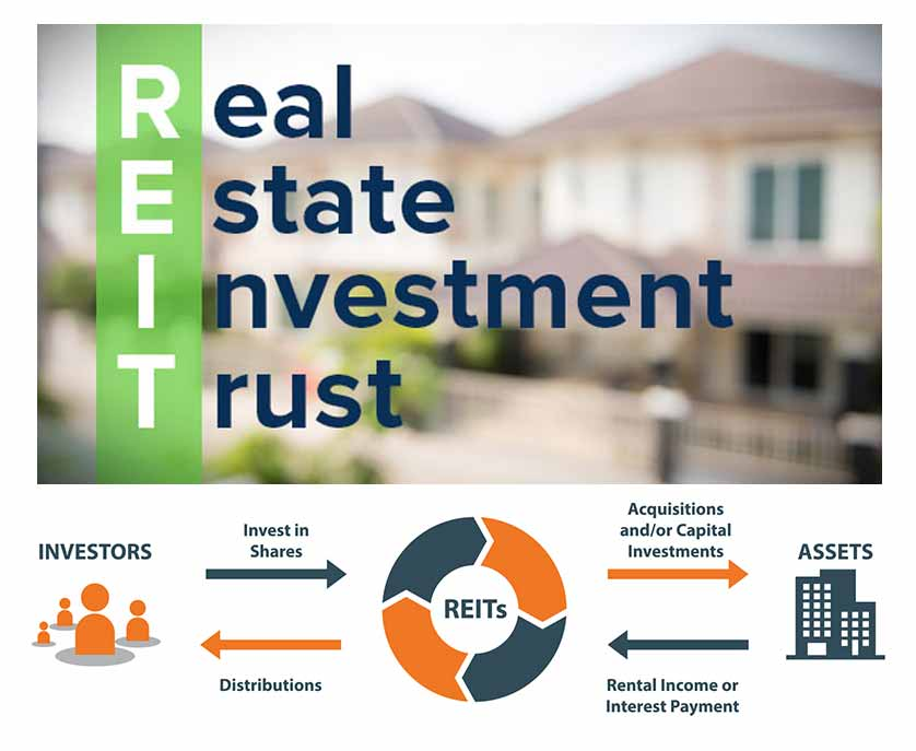 what is a REIT